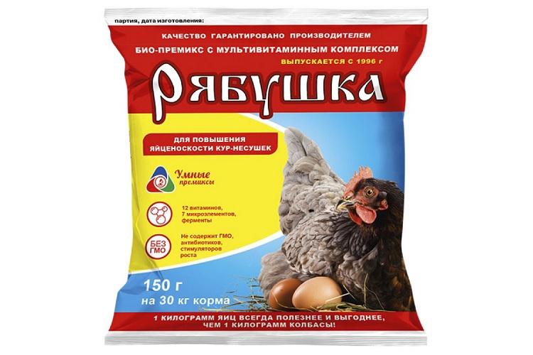 Премикс Рябушка